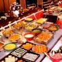 Restaurant Oasis de Clément - Camana - Buffet