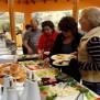 Buffet du restaurant Feliphon - Sicuani