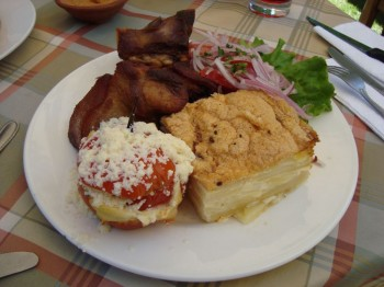 Rocoto Relleno, plat typique - Arequipa