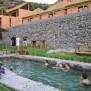 Hôtel El Refugio - Canyon de Colca - piscine thermale