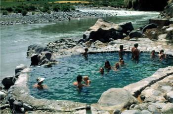 Piscine thermale du Colca Lodge - Canyon de Colca