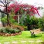 Villa Antigua - Hôtel Sucre - jardin