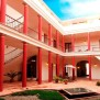 Villa Antigua - Hôtel Sucre - patio