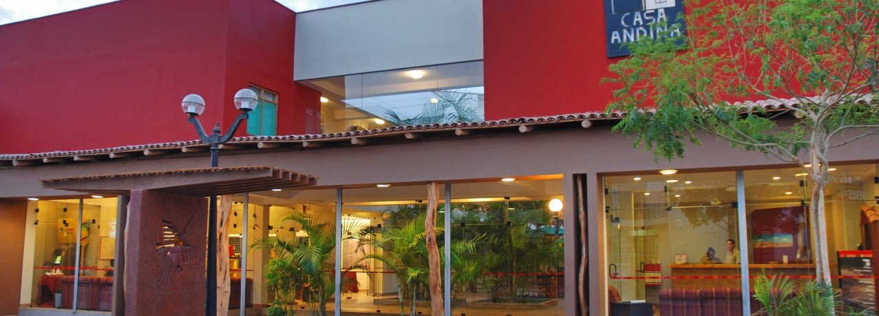 Hôtel Casa Andina - Façade - Nazca