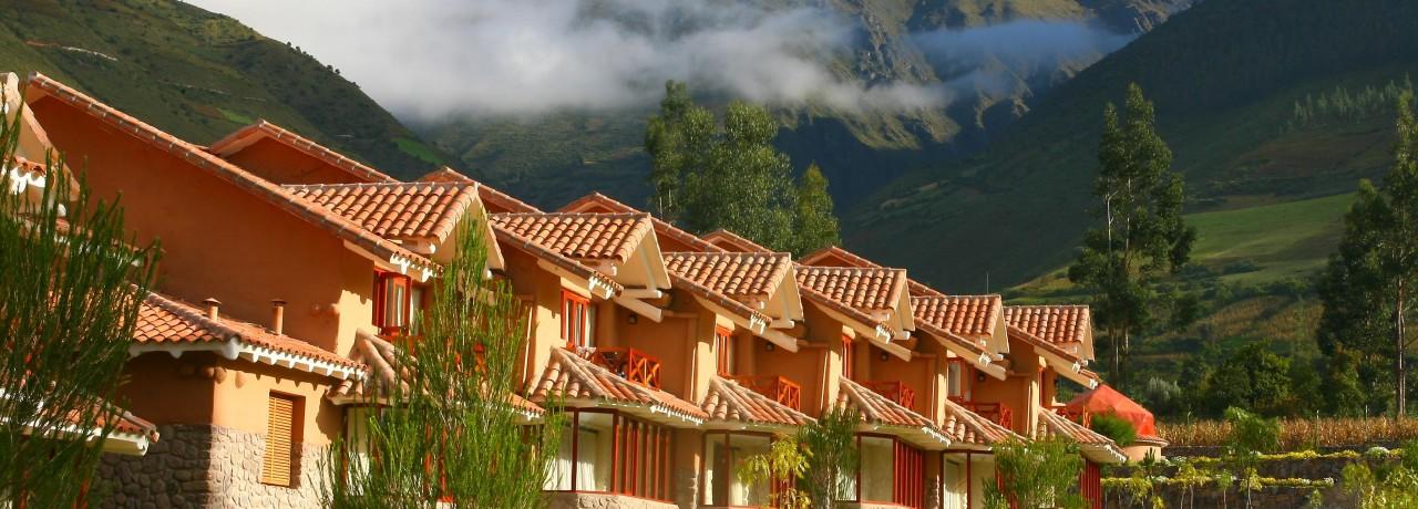Hôtel Casa Andina Private Collection - Vallée Sacrée des Incas - vue générale