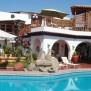 Hôtel Don Agucho - piscine - Nazca