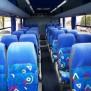 intérieur minibus - voyage pérou bolivie