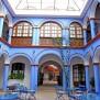 Parador Santa María La Real - Hôtel Sucre - Patio