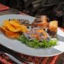 Restaurante Pachapapa- Chicharron de Chancho - Cuzco
