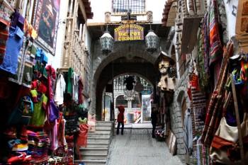 Centre de La Paz, Sucre