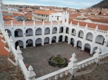 Monastère San Felipe Neri à Sucre