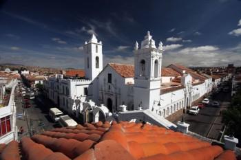 Centre colonial, Sucre