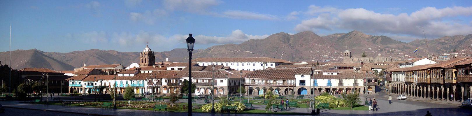 Cuzco - voyage au Pérou