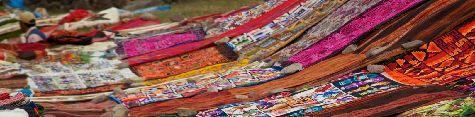 voyage pérou bolivie - artisanat andin