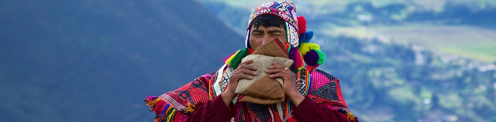 voyage pérou bolivie - musique andine