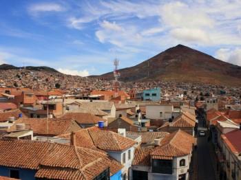 Potosi - centre historique et Cerro Rico - Bolivie