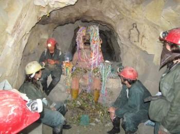 Mines de Potosi - Rituel du tío