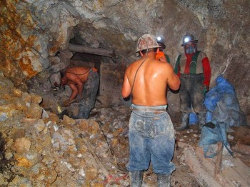 Les mines de Potosi - Cerro Rico