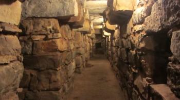 Chavín de Huantar - souterrains