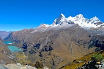 Cordillère Blanche - Andes péruviennes