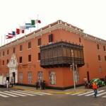 Libertador - Hôtel Trujillo - Façade