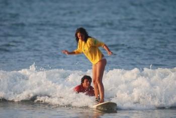 Leçons de surf - Mancora