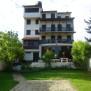 Santa Cruz - Hôtel Huaraz - Vue du jardin