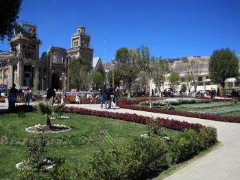 Huaraz - centre historique