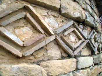 Kuelap, forteresse des Chachapoyas - Frise