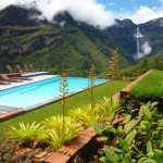 Gocta Lodge - Hôtel Chachapoyas - piscine