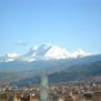 Santa Cruz - Hôtel Huaraz - vue
