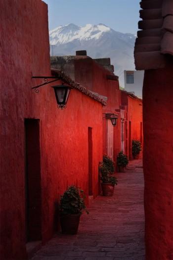 Santa Catalina - Arequipa