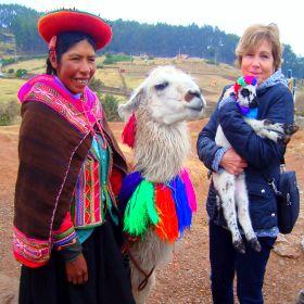 voyage en groupe au Pérou Marie Claude Novi